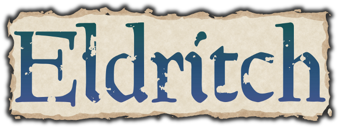 Eldritch logo