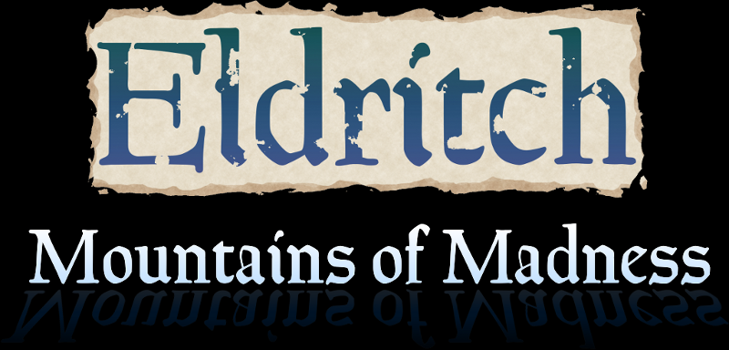 Eldritch: Mountains of Madness logo